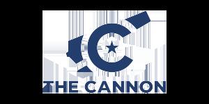 The Cannon Logo